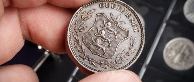 Coin Closeup